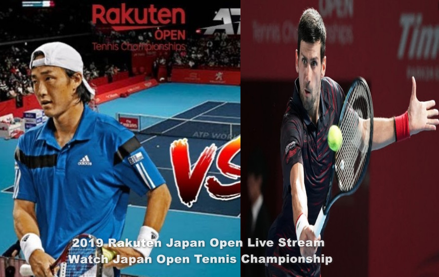 2019 Rakuten Japan Open Live Stream: Watch Japan Open Tennis