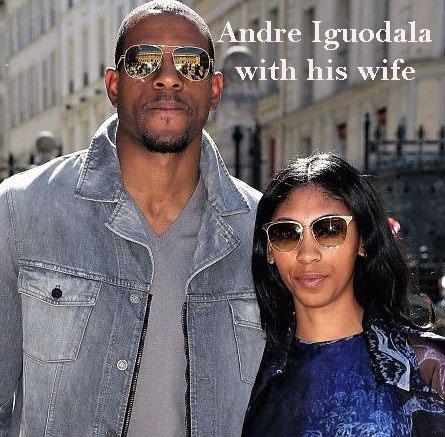 Andre Iguodala wife