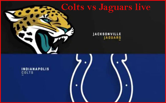 Watch Colts vs Jaguars 2019 live stream game and how to watch
