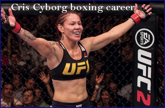 Cris Cyborg UFC player, husband, record, age, salary, net worth, and height