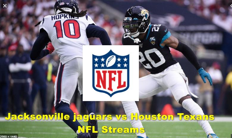 Jacksonville jaguars vs Houston Texans NFL
