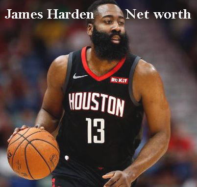 James-Harden net worth