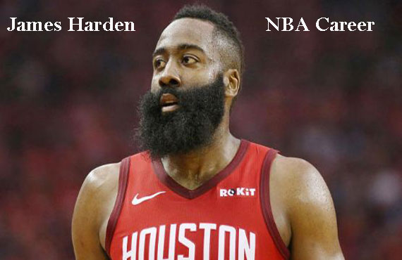 James Harden NBA player, net worth, wife, family, age, height, beard and more