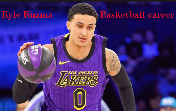 Kyle Kuzma basketball career, wife, net worth, age, height, family and more