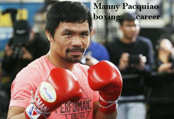 Manny Pacquiao boxer, wife, age, net worth, height, family, record and more