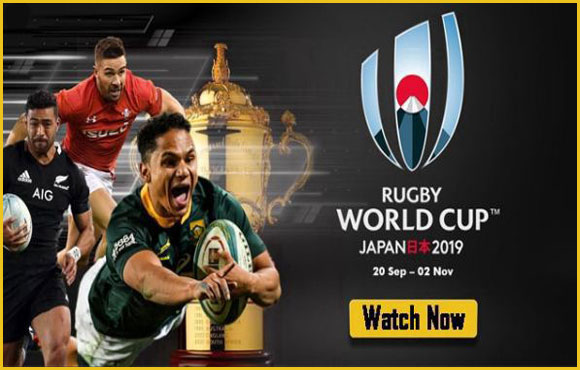 Rugby World Cup 2019 Live Stream: How to Watch RWC On TV
