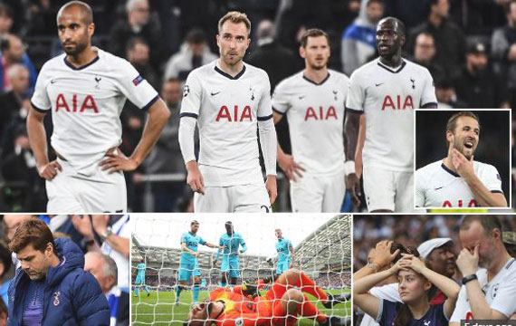 Where has it all gone wrong for Tottenham since the Champions League Final Last Season?