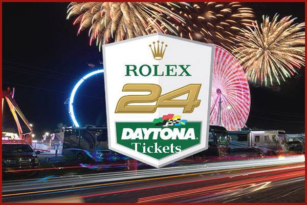 24 hours ofDaytona2020 Tickets