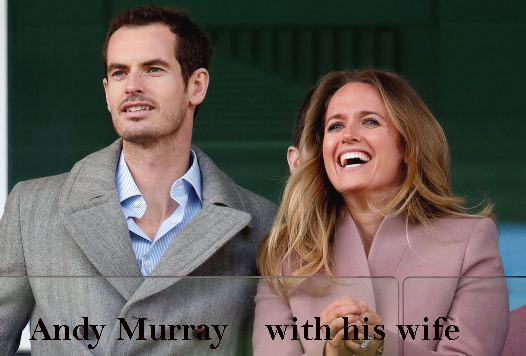 Andy Murray wife