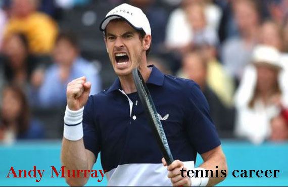 Andy Murray tennis player, wife, family, net worth, age, Wimbledon and more