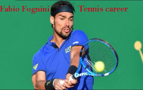 Fabio Fognini tennis player, wife, ranking, net worth, height, family
