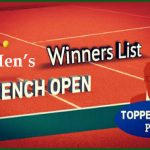 French Open winners