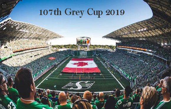 107th Grey Cup 2019 CFL live stream and how to watch