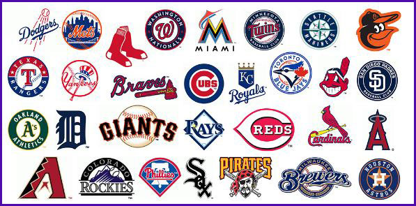 How many teams are in the MLB