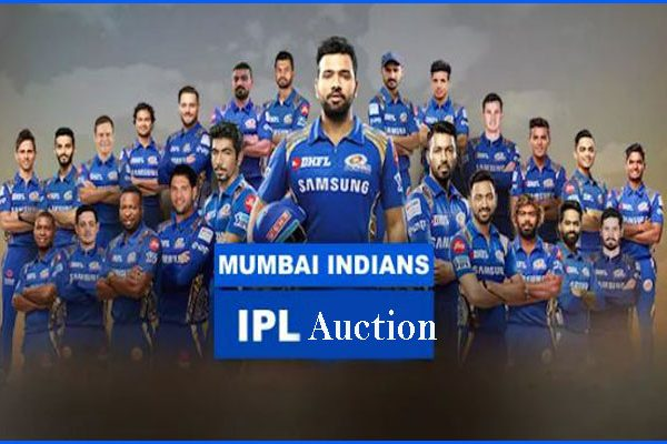 Mumbai Indians IPL 2020 players salary, roster, logo, and more