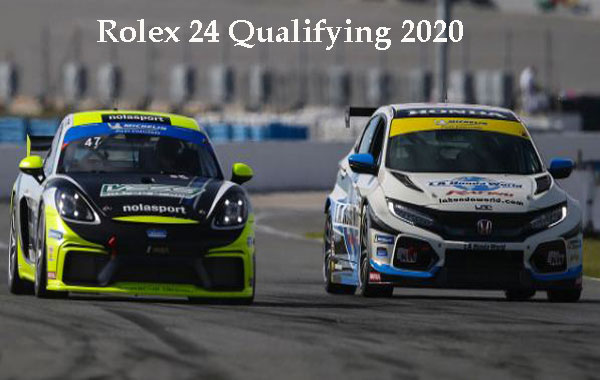 2020 Rolex 24 Entry List.Rolex 24 Qualifying 2020 Camping Track Map Information