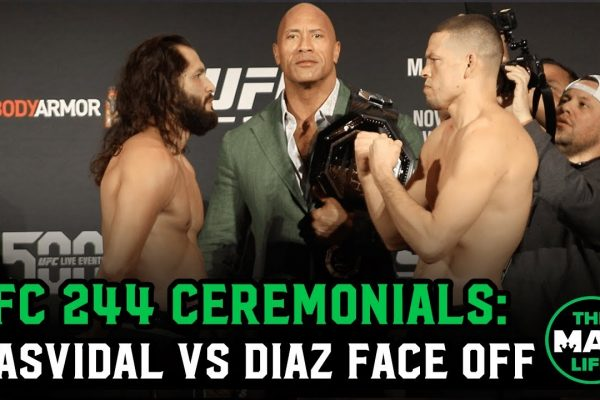 UFC 244 Live Online | Stream, Watch,Diaz vs Masvidal Free PPV HD