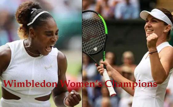Wimbledon women's singles