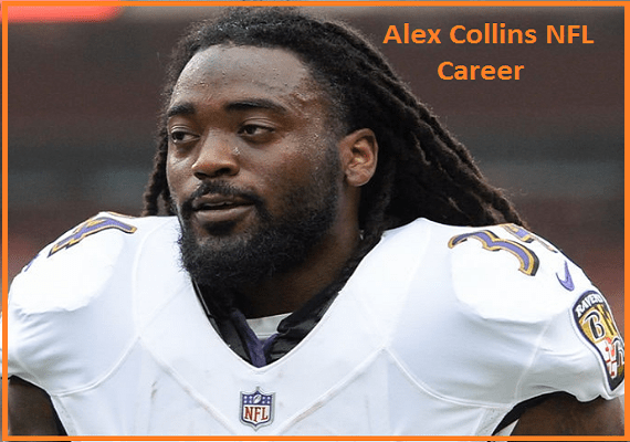 Alex Collins NFL player, wife, salary, height, family and more