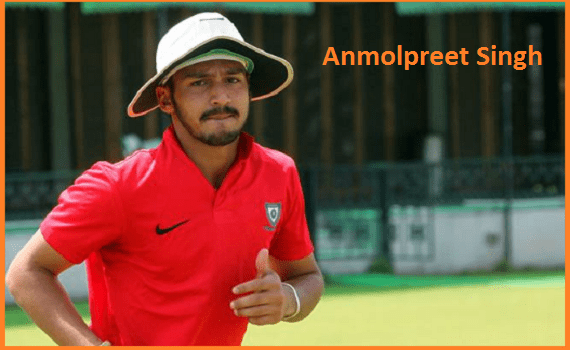 Anmolpreet Singh Cricketer, batting, IPL, wife, family, age, height and more