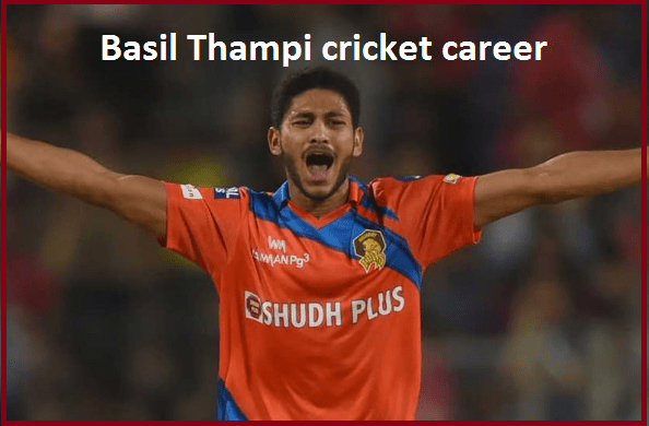 Basil Thampi Cricketer, bowling, IPL, wife, family, age, height