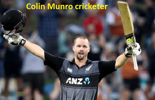 Colin Munro profile, Batting, family, biography, IPL, wife and more