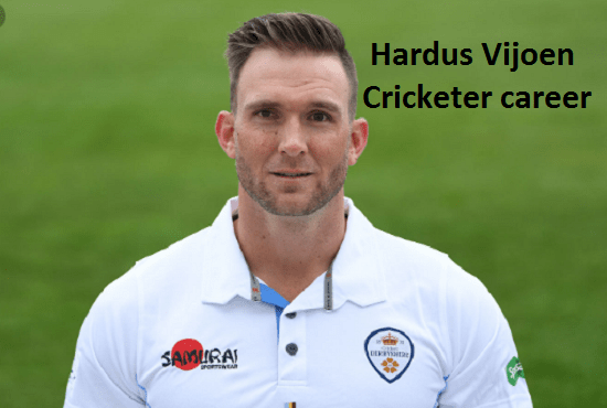 Hardus Vijoen Cricketer, bowling, IPL, wife, family, age, height