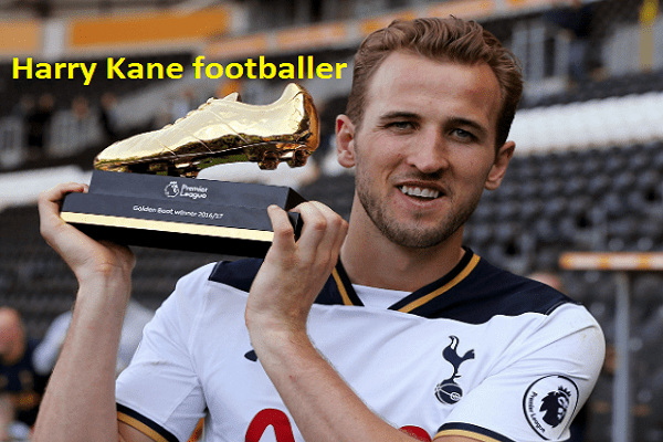 Player profile Introducing Harry Kane footballer