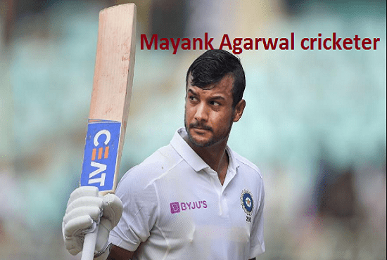 Mayank Agarwal Cricketer, batting, IPL, wife, family, age, height
