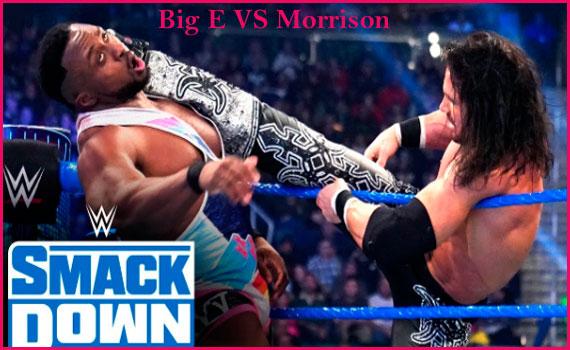 Big E vs John Morrison