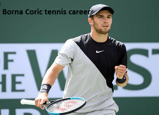 Borna Coric tennis player, wife, age, salary, height, tattoo, family and more