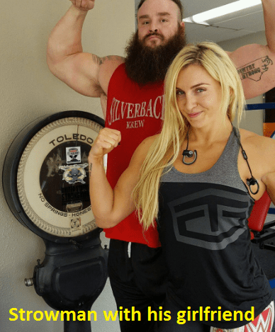 Braun Strowman girlfriend