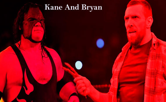 Fiend Kane Helps Daniel Bryan
