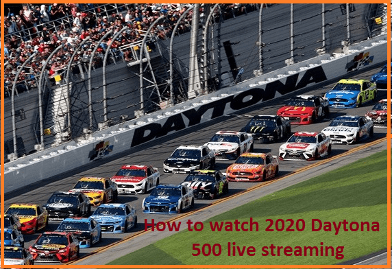 How to watch Daytona 500 live streaming