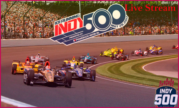 Indy 500 live stream 2020