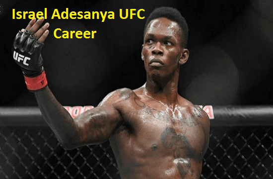 Israel Adesanya UFC record, wife, tattos, net worth, height, family and so