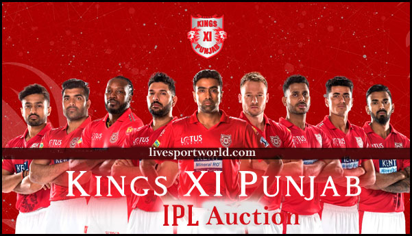 kings xi Punjab players 2020 salary list, players list, captain and owner