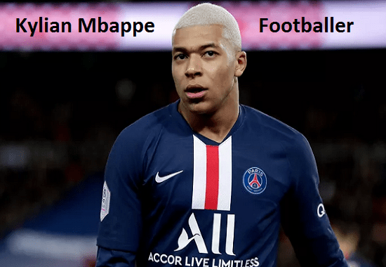 Kylian Mbappe rankings