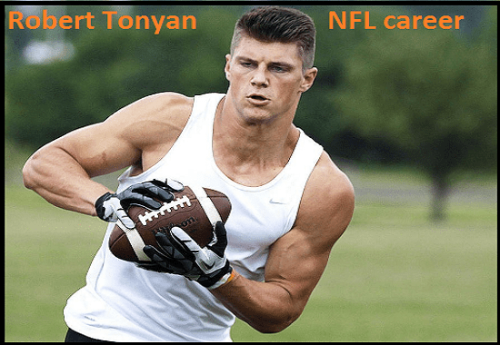 Robert Tonyan Packers NFL player, wife, girlfriend, net worth, height, family