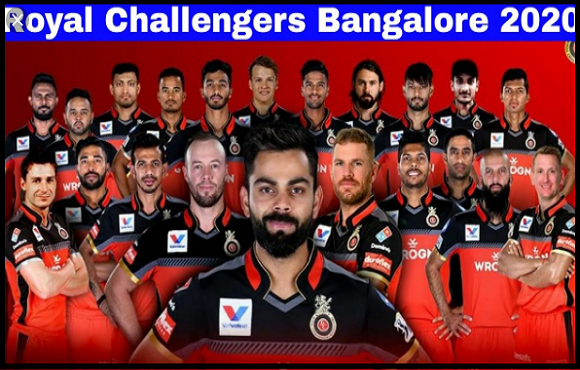 Royal Challengers Bangalore Players List, Salary, Jersey, Logo and more