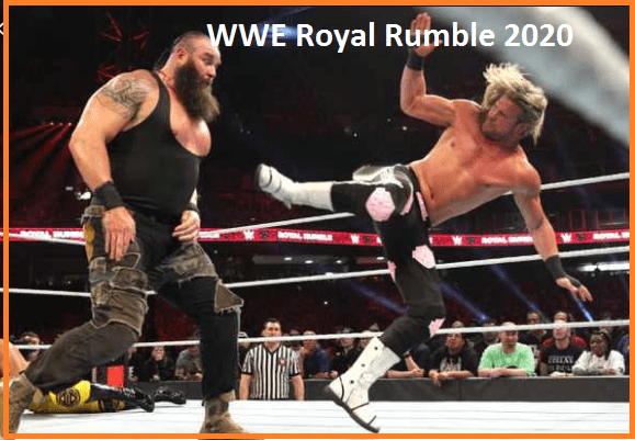 Royal Rumble 2020 live stream