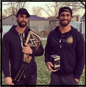 Seth Rollins brother