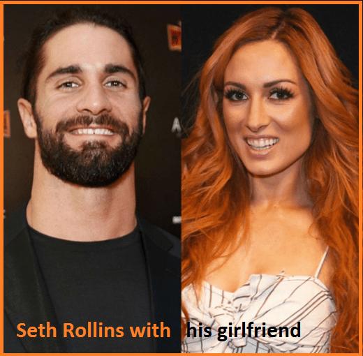 Seth Rollins wife