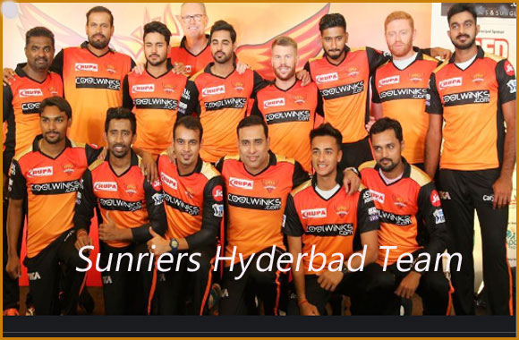 Sunrisers Hyderabad players list, jersey, owner, players salary