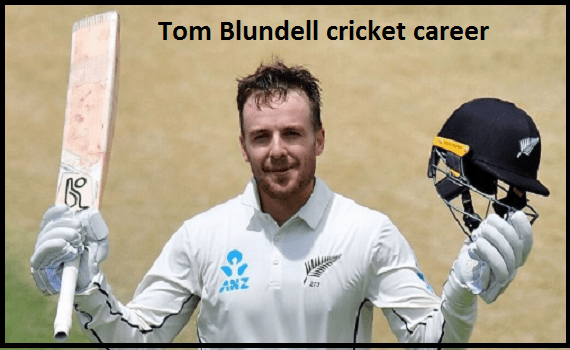 Tom Blundell Cricketer, batting, IPL, wife, family, age, height and more