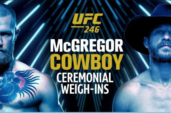 How To Watch UFC 246 Live Stream 2020 Online