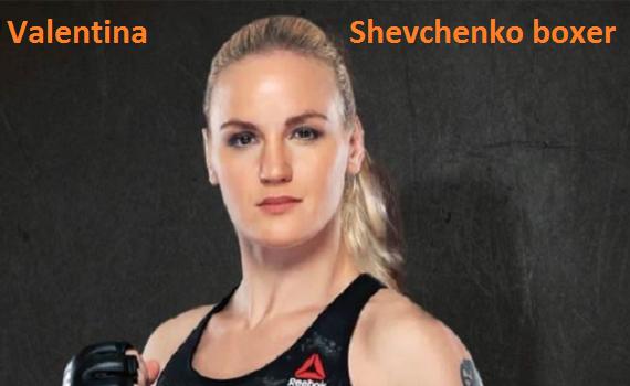 Valentina Shevchenko boxer, UFC career, record, sister, family, boyfriend