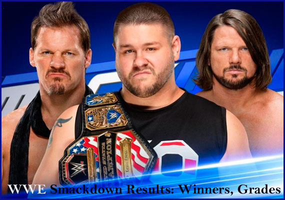 WWE Smackdown Results winners and reaction