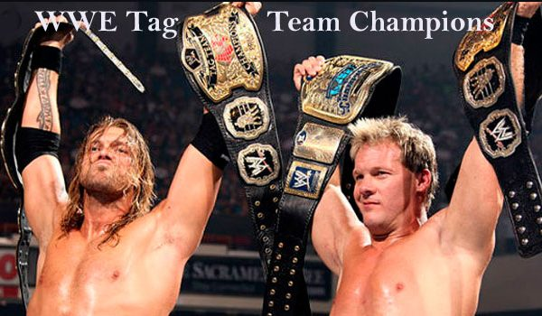WWE Tag Team Champions list and Tag team Championships details