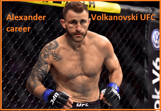 Alexander Volkanovski UFC rankings, wife, salary, height, family and more